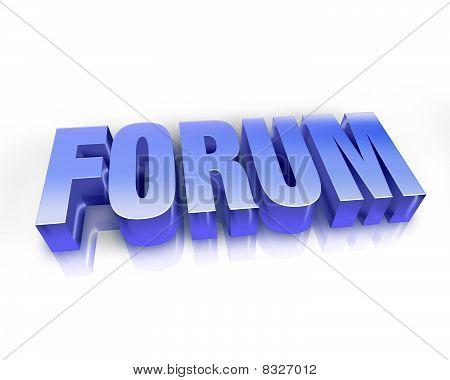Forum 3D