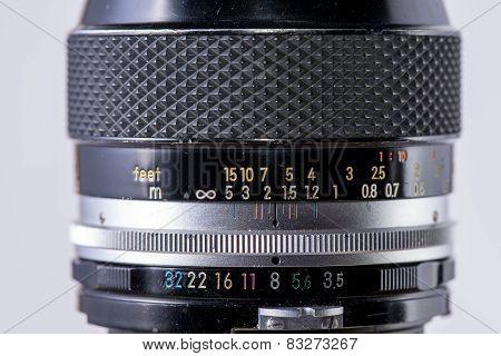 Optical Camera Lens 02