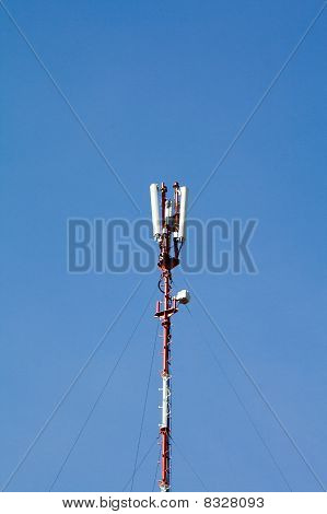 Telephone tower