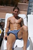 World Cup Champion Sergio Ramos