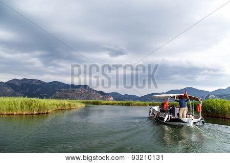 Boat Trips In Dalyan