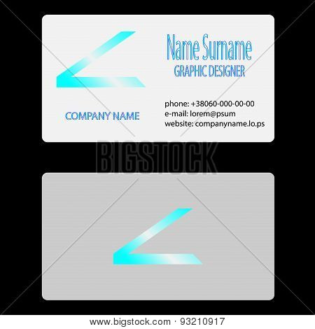 Visit Business Card