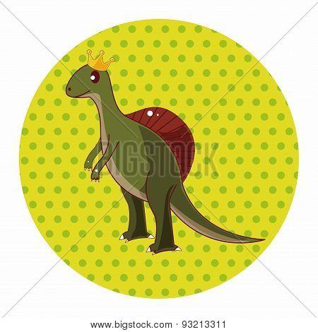 Dinosaur Theme Elements