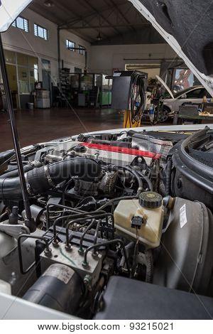 Engine Car Repair