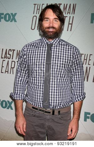 LOS ANGELES - JUN 10:  Will Forte at the FOX's