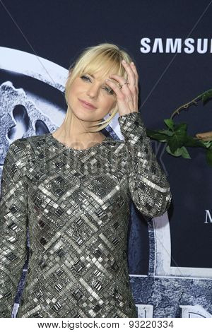 LOS ANGELES - JUN 9:  Anna Faris at the