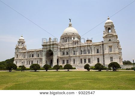 Victoria Memorial Kolkata (Calcutta) India