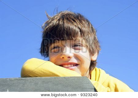 Boy Smile