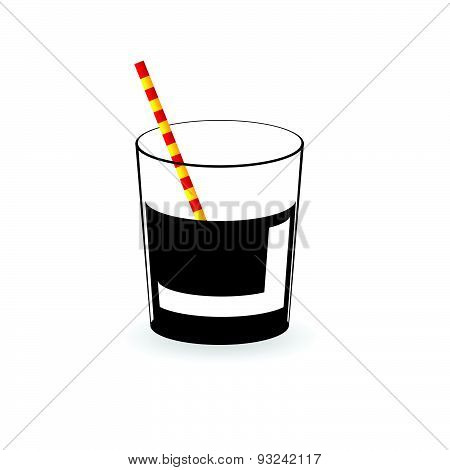 Drink Juice Color Vector