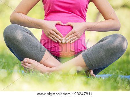 Pregnant Fitness