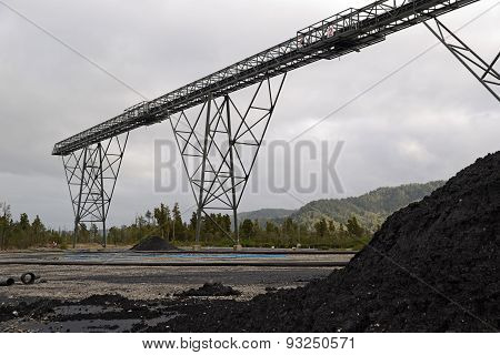 The Coal Piles Up