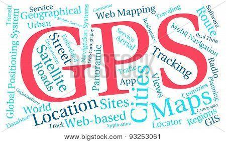 GPS Word Cloud