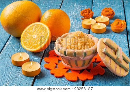 Citrus Spa Composition
