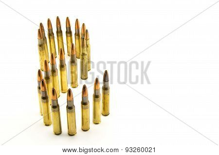Ammunition For Rifle