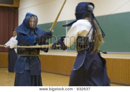Kendo - Do Cut