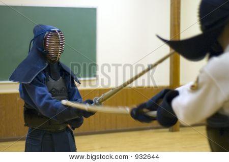Kendo - Kote Cut