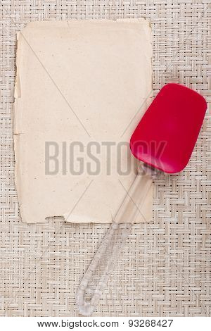 Culinary Spatula For Mixing