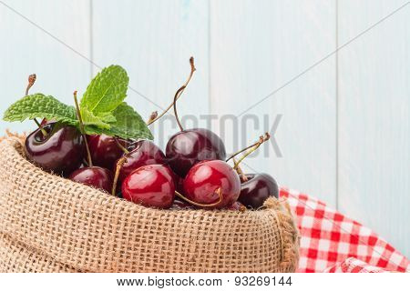 Cherries In Small Bag