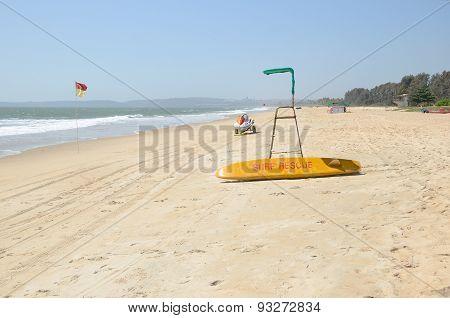 Beach Surf Rescue.