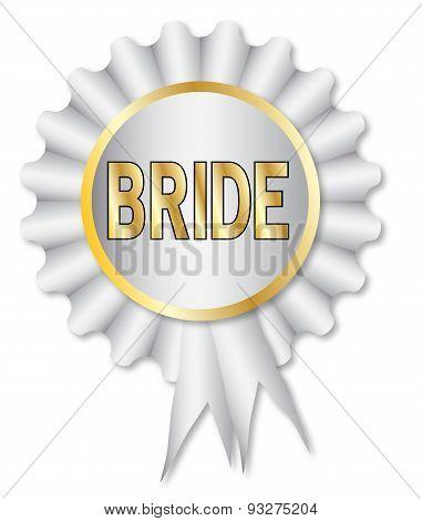 Bride Rosette