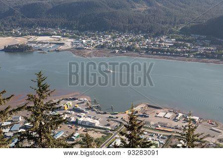 Juneau's Harbors