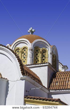 Lerapetra Church Dome