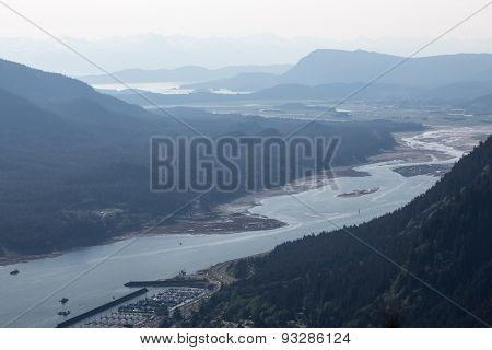 The Gastineau Channel