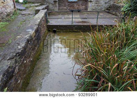 The Wells, Cleobury Mortimer.