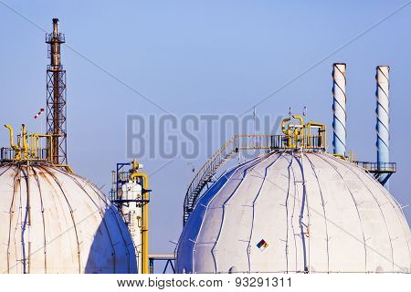 chemical industry Industry and factories backgrounds
