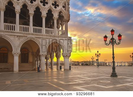Doge palace, Venice, Italy