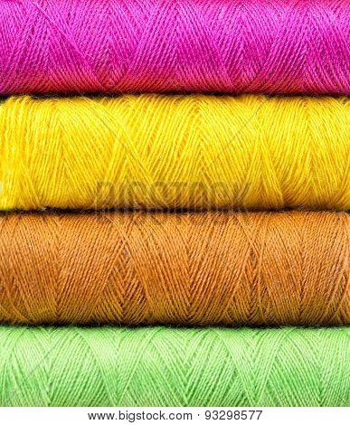 Threads  Closeup