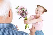 picture of granddaughter  - Nice gift - JPG