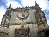 stock photo of templar  - Convent of Christ - JPG