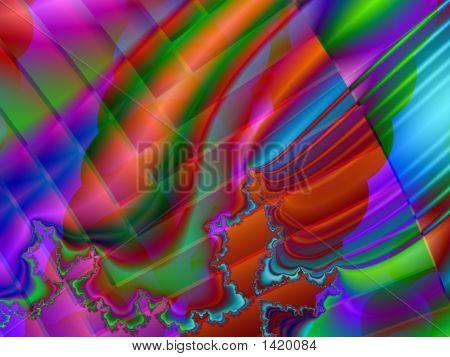 A torção do arco-íris