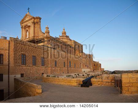 Rabat (victoria) Fortress