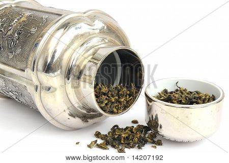 Transportador de chá
