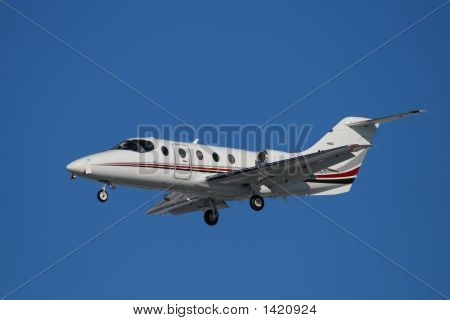 Small Jet Raytheon Beechjet 400