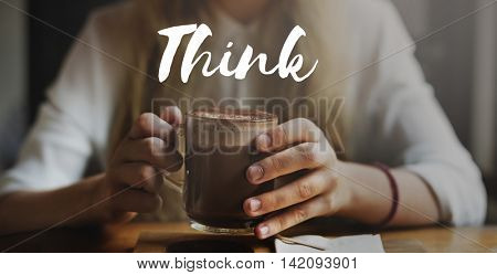 Think Thinking Plan Planning Thoughts Visionary Concept