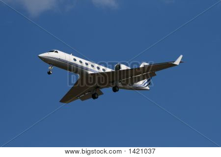 Business Jet Gulfstream G-Iv