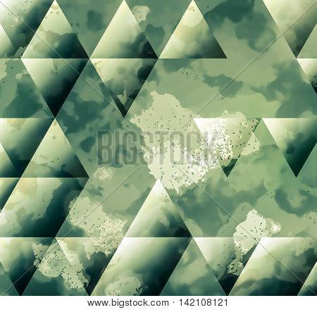 Abstract painted background. Paint texture for design uses. A background for text, covers, websites and wrapping paper. Grungy graphic texture.