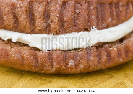 Close up of Whoopie Pie