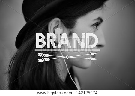 Identity Creative Lifestyle Trends Brand Concept