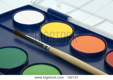 Water-colour Box