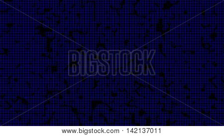 high tech blue grid background backdrop image