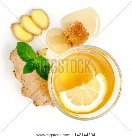 Liquid Gold: Honey That Could Heal Your Whole Body, Treats Wounds And Burns, Treats Dandruff, Cough And Orange Strengthens Your Emotional Body, Well-being, Cheerfulness. And Drinking with mint.