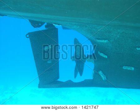 Ship Underwater