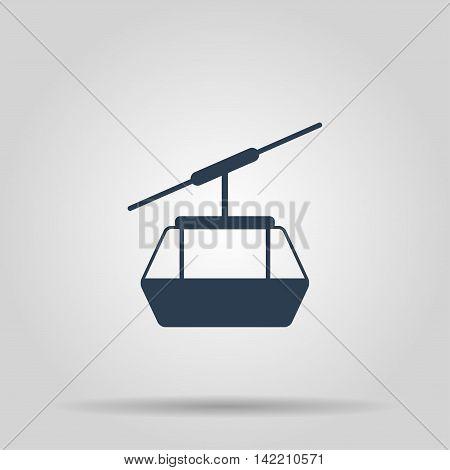 cable icon. Vector concept illustration for design.