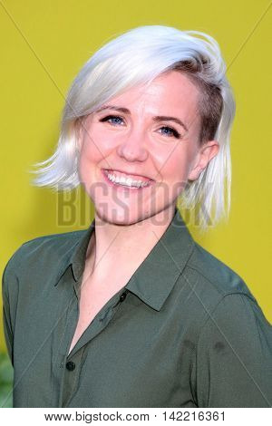 LOS ANGELES - AUG 9:  Hannah Hart at the