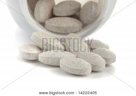 Speckled Pills
