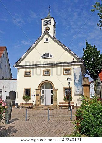 Theodor Heuss Museum, Brackenheim, Germany